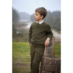 Hunting sweater for boys