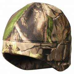 Härkila vison fleece beanie hat Realtree/ orange