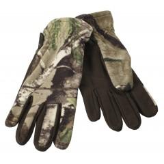Seeland EraseTX camouflage gloves