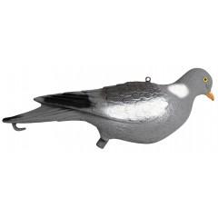Standing pigeon decoy