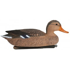 Decoy female mallard