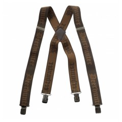Logo braces deerhunter with clips