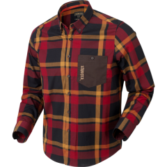 harkila amlet red/black check