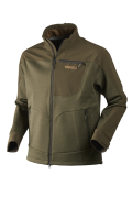 Harkila agnar hybrid jacket willow green