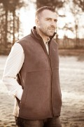 Baleno Harvey Fleece Gilet 757B